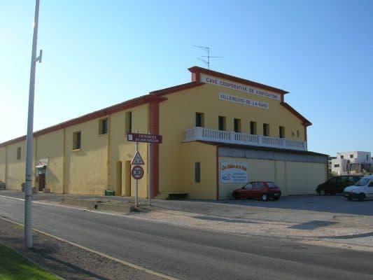Caveau de Villeneuve de la Raho