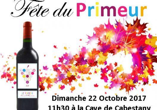 Invitation Primeur 2017 - 2